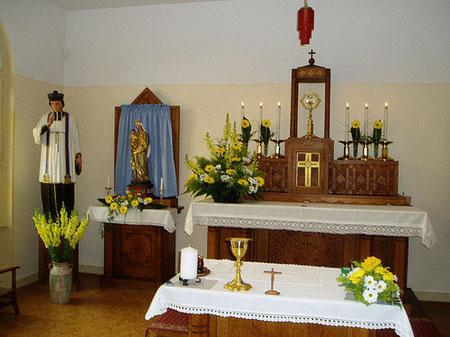 Saint patron : Saint Félix