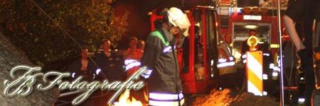 11.09.2011 - HH/Curslack: Gasleitung brennt