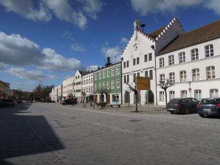 Marktplatz Gangkofen