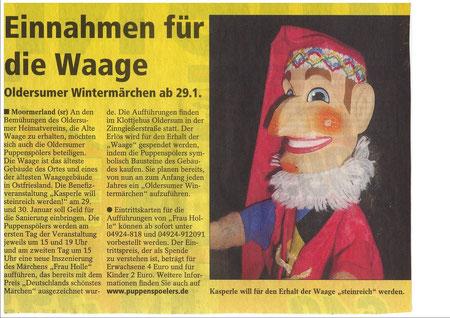 SonntagsReport v. 26.12.2010