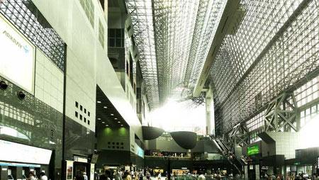 京都駅中央コンコース