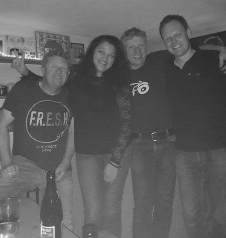 Olles Leiwand, die Band aus Bayern spielt Austropop von STS, Fendrich, Danzer, Sailer und Speer