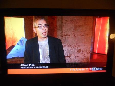 Parlant del Mètode Picó per parlar en públic al Canal 3/24
