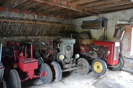 Lers vieux tracteurs