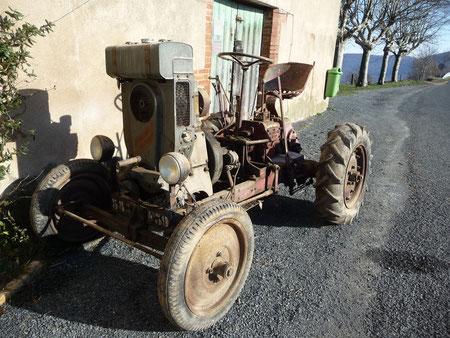 tracteur Millot