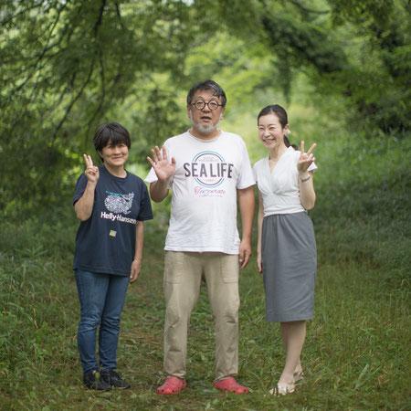 2019夏の思い出|三澤武彦夫妻との記念shot✨
