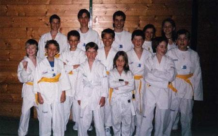 Hier ein Bild des Vereins ganz am Anfang 1998