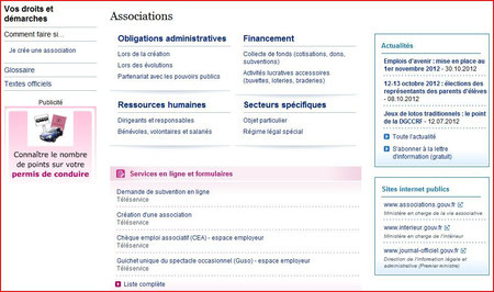 services publics associations