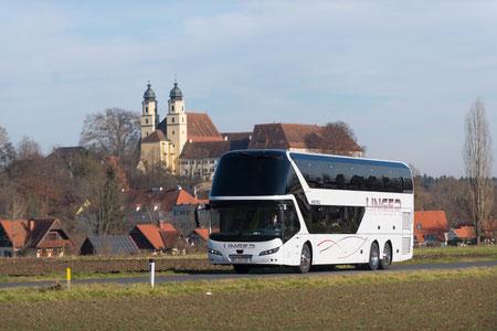 Unger-Reisen Bistro-Bus Skyliner Stainz