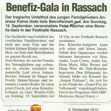 Aktiv Zeitung 9.September 2010