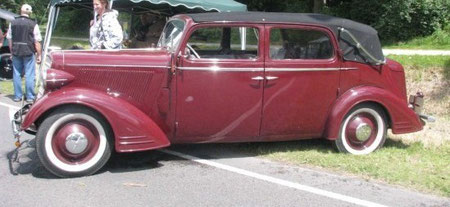 Opel Cabriolimousine 1935