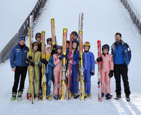 Gruppo Salto 2011 di Dobbiaco