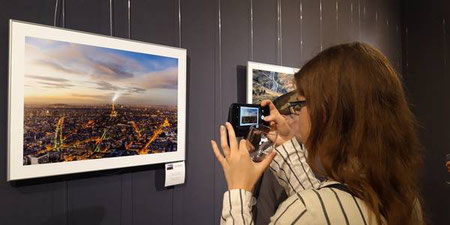 Photography exhibition in Kyiv