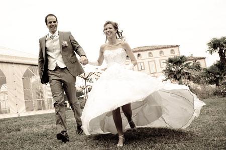 photographe mariée