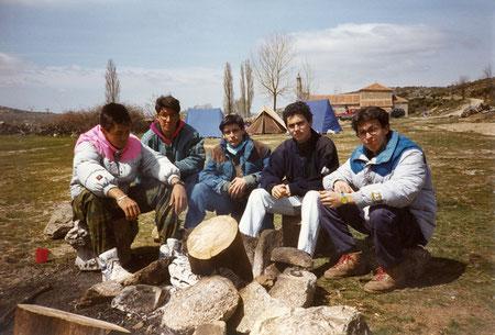 El Clan Keltoi en la Ermita de las Fuentes