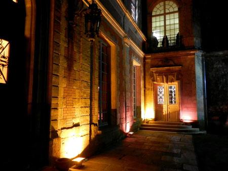 Mise en lumière architecturale de votre lieu de réception