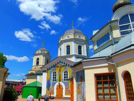 Симферополь. Свято-Троицкий женский монастырь.