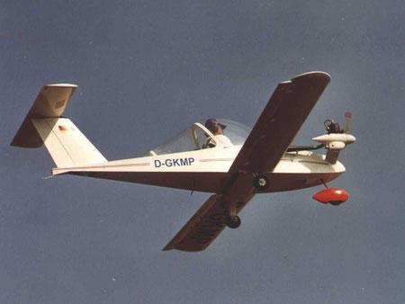 Columban MC-15 CriCri - D-GKMP