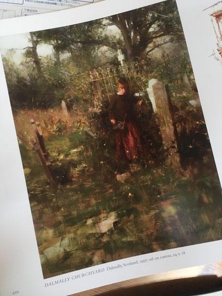 アートふじみの 私の一枚 リチャード・シュミット