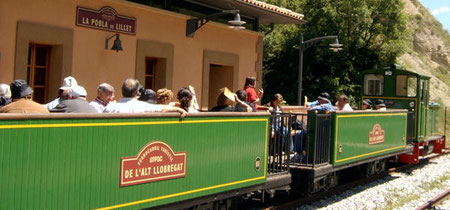 Сады Артигас, экскурсии в Пиренеи, парк Гауди, парк Гауди в Пиренеях, Ла Побла де Лилет, водопады в пиренеи, гастрономия Пиренеев, горный ресторан