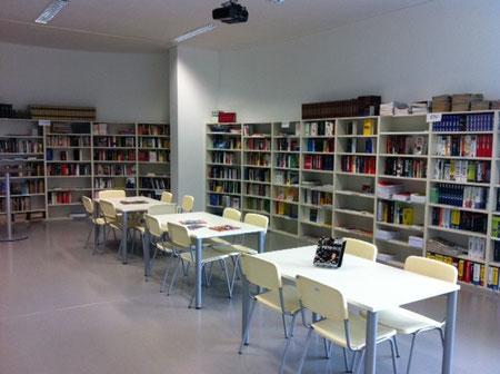 Die neue Bibliothek der HAK 1 und HAK 2