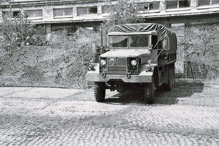 AM General M 35 A1 2.5 ton Truck Cargo
