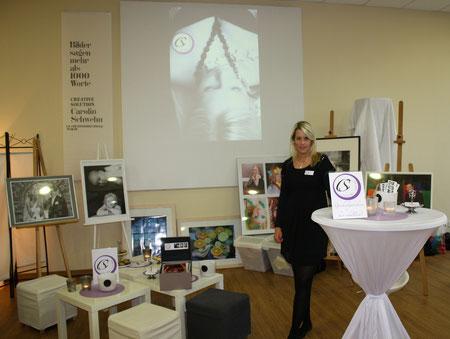 Mein Stand bei Frauen-Zimmer am 03. November 2012