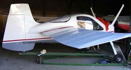 L'aile arrière à sa place 2