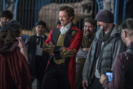the greatest showman making of blu-ray extras