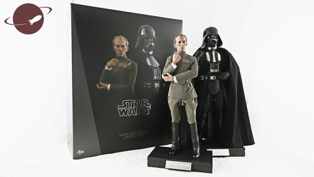 Hot Toys Vader Tarkin Set Review Sixth Scale Figuren FANwerk
