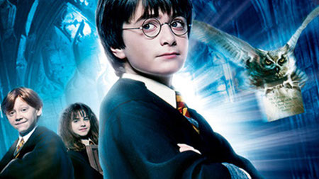 Vom Buch Zum Film Harry Potter Und Der Stein Der Weisen Fanwerk