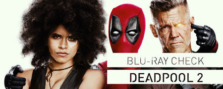 Deadpool 2 Blu-ray Check Kritik Review FANwerk Blog Marvel
