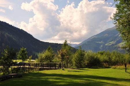 Mölltal bei Obervellach