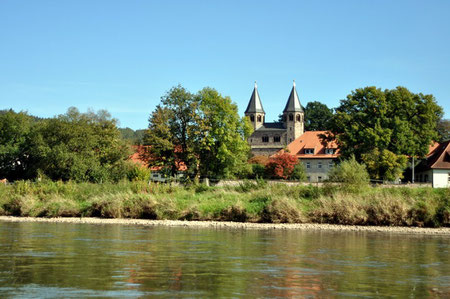 Bursfelde/Weser, Sept. 2011