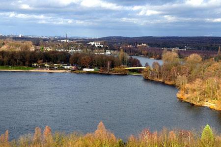 6-Seen-Platte, Duisburg, Dez. 2012