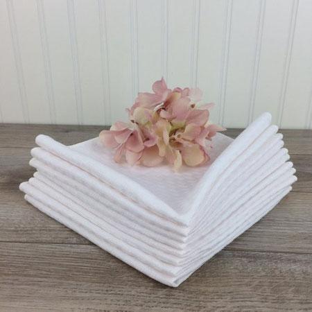 BlushCottage, Etsy Québec, serviette de table, recevoir