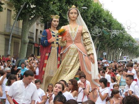 Festa Major.Arenys de Mar.9,de juliol.