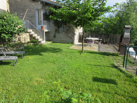 Le jardin, la terrasse