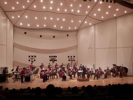 吹奏楽部第53回定期演奏会2012.03.27中野ゼロ大ホール