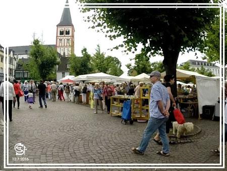 Töpfermarkt Siegburg