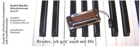 Musik für Clavinova-Arrangement und Mundharmonika