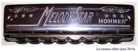 Mundharmonika Melody Star (Hohner