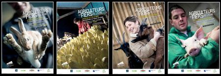 """Exposition Photos """"Agriculteurs et fiers de l'être"""""""