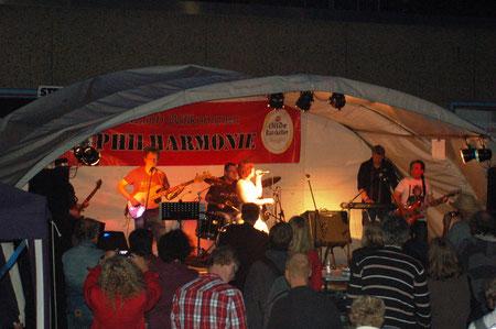 glänzender Abend Juni 2013 - - - Rathaus Hannover feiert  100  Jähriges..