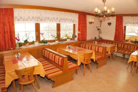 Frühstücks- und Aufenthaltsraum, Gröbenhof