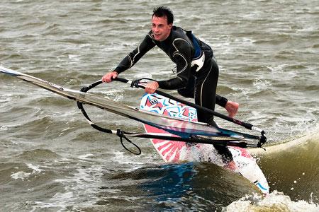 Windsurfen am Steinhuder Meer weiterhin verboten
