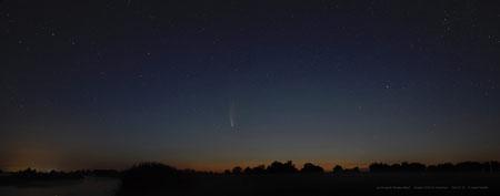 Komet C2020 F3 Neowise