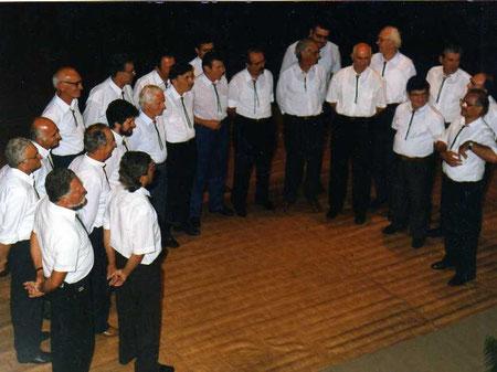 1996 - 28 giugno - Nizza Monferrato - Rassegna Cori Alpini