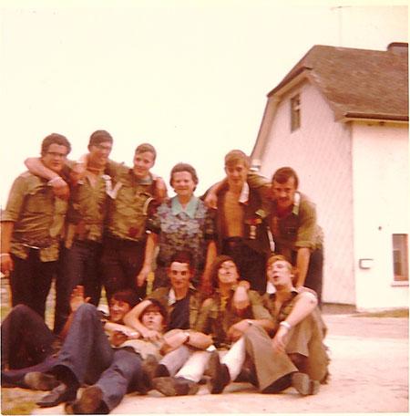 Demob 1973