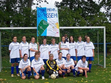 Frauenmannschaft 2005/06